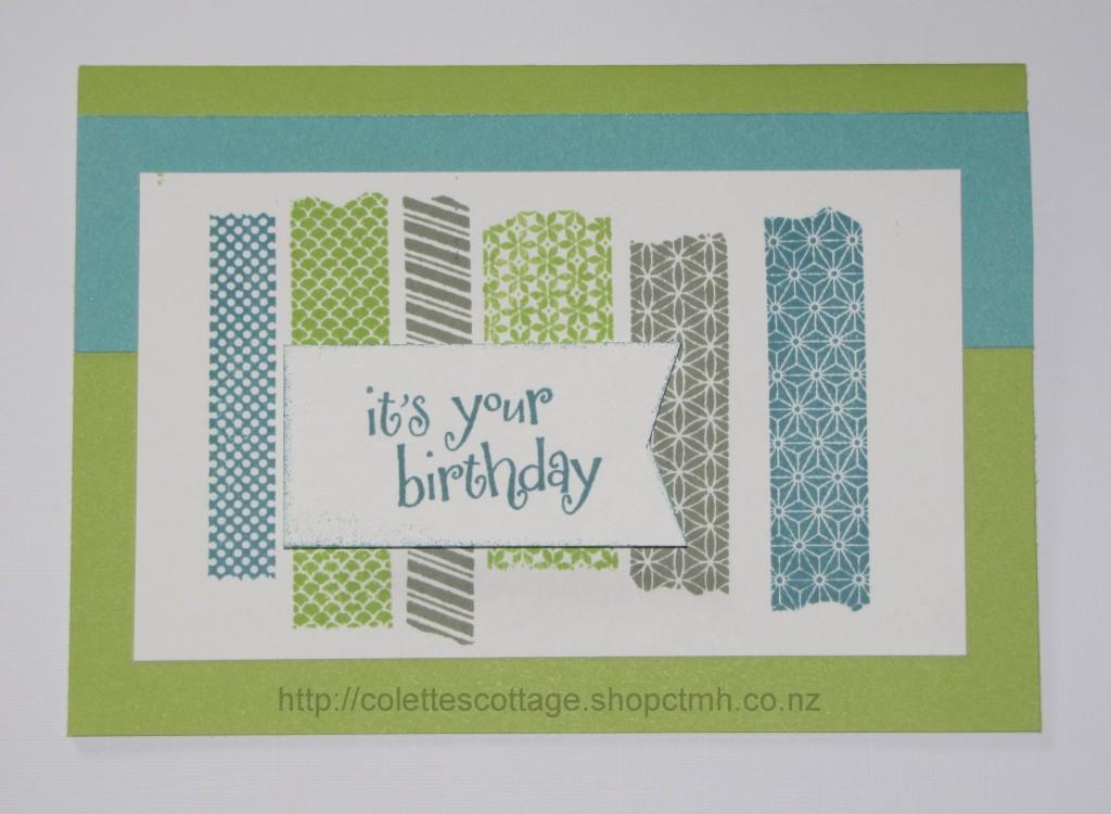 'It's your Birthday'